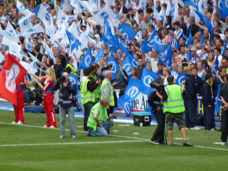 Season ticket seat pictures